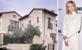 Conoce la casa que Jane Fonda compró en Los Ángeles