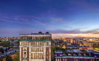 Antiguo hospital de Brooklyn se convierte en lujoso edificio