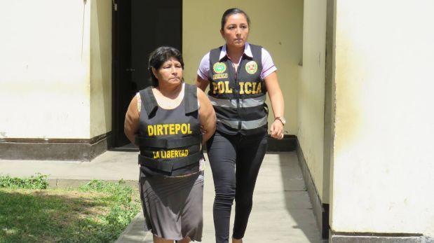 Programa de recompensas: capturan a ex alcaldesa en La Libertad