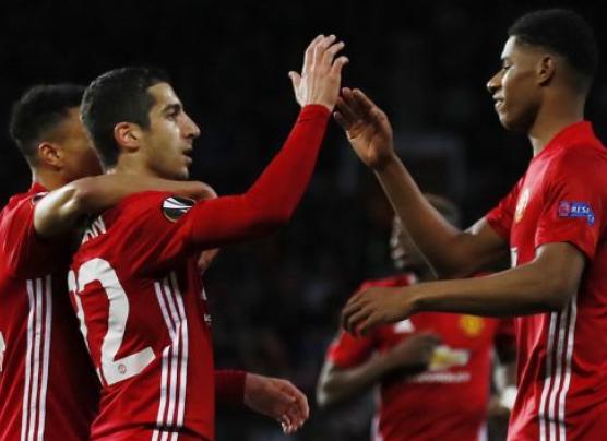 Manchester ganó 2-1 a Anderlecht y sigue en Europa League