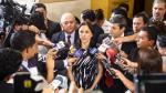 Nadine Heredia mintió al negar sus agendas, reconoce su abogado - Noticias de wilfredo pedraza