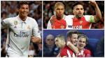 DT Champions: mira los 12 goles de cuartos de final (vuelta) - Noticias de saul niguez