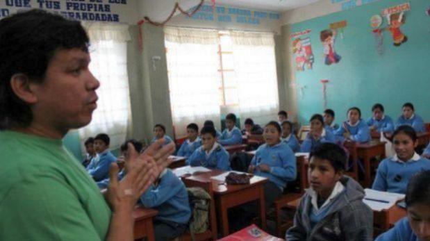 Cajamarca: escolares reinician clases en provincia de Contumazá