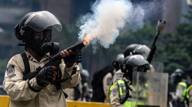 Venezuela: Estalla la violencia en marcha opositora [EN VIVO]