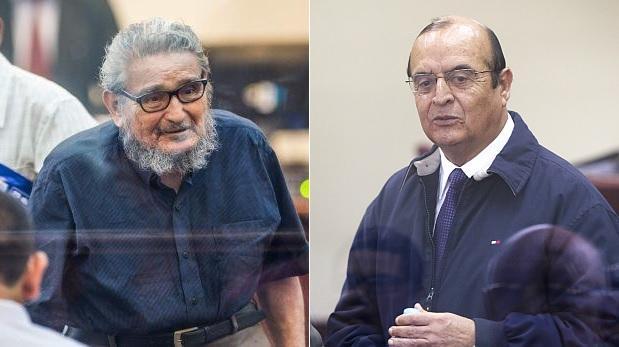 Guzmán y Montesinos siguen recluidos en Piedras Gordas
