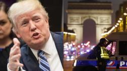 """Trump: Ataque de París """"tendrá gran efecto"""" en las elecciones"""
