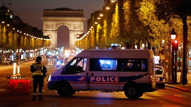 París: Sospechoso de ataque se presentó en comisaría de Amberes