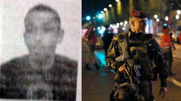 Karim Cheurfi, autor del ataque en los Campos Elíseos
