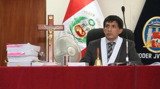 PNP detectó plan que buscaría atentar contra juez Concepción
