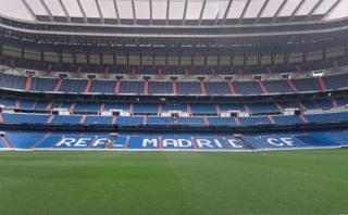 Así se ve el estadio del Real Madrid desde Google Maps