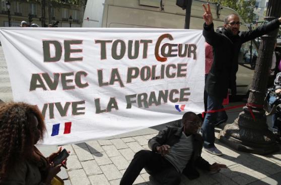 Francia: Así lucen los Campos Elíseos tras el mortal ataque