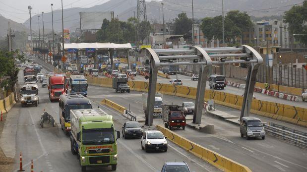 Peaje de Puente Piedra: Municipio de Lima reitera que no va