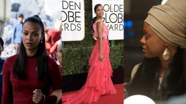 Zoe Saldaña: la ascendente carrera de la actriz en imágenes