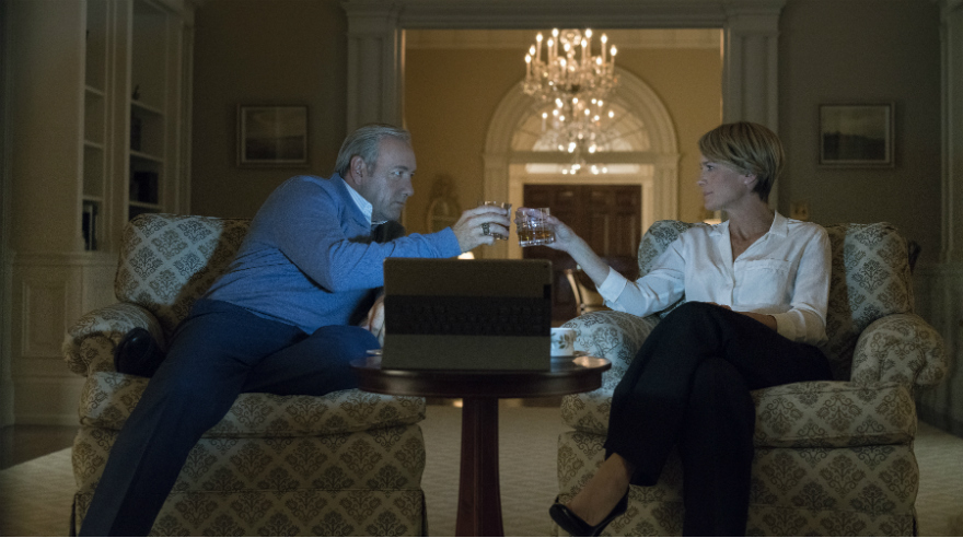 "House of cards y la ""psique estadounidense"""