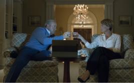 """""""House of Cards"""": las primeras imágenes de la quinta temporada"""