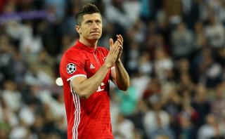 Cristiano y Sergio Ramos quieren a Lewandowski de compañero
