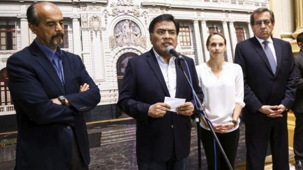 Apra rechaza presunto vínculo de Alan García con Odebrecht