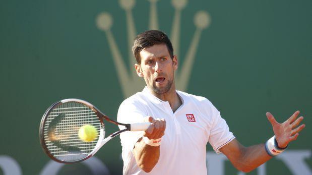 Novak Djokovic fue eliminado de cuartos de final de Montecarlo