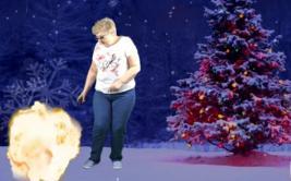 Mujer conquista YouTube con sus efectos en croma