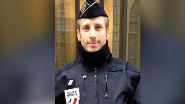 París: Policía asesinado ayudó a víctimas de ataques del 13-N