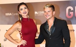Mario Hart y Korina Rivadeneira se casaron en Huaral