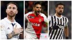 La reacción de tres cracks luego del sorteo de Champions League - Noticias de sami khedira