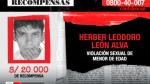 La Libertad: la policía busca a 15 presuntos violadores - Noticias de julio ruiz