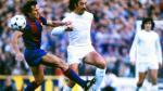 Madrid vs. Barcelona: la única vez que se jugó fuera de España - Noticias de luis iberico