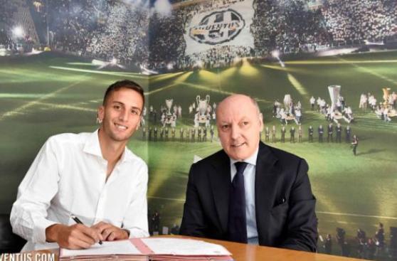 Juventus contrató a juvenil de 19 años por 9 millones de euros