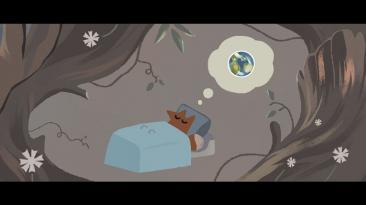 Google: dooble llama a la reflexión por el Día de la Tierra