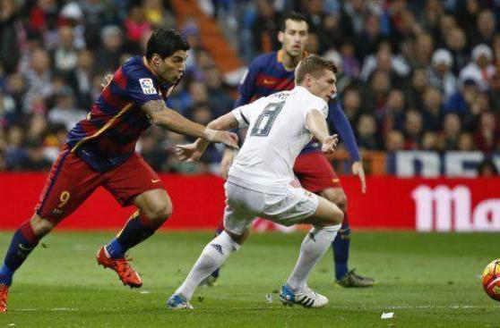 Real Madrid vs. Barcelona: clásico por la Liga de España