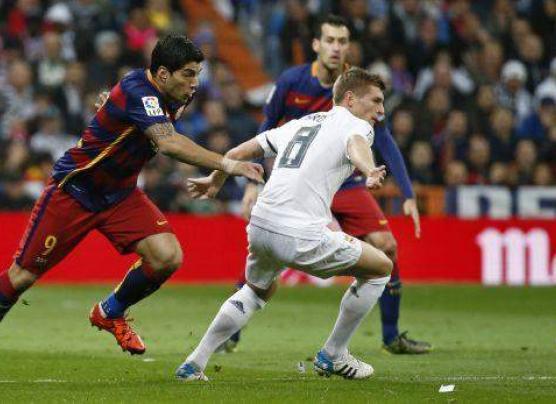 Real Madrid vs. Barcelona EN VIVO: 1-1 por el clásico español