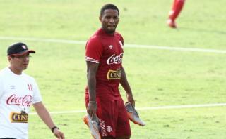 Jefferson Farfán reveló cuál es el problema del jugador peruano