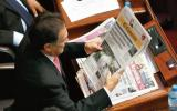 Fujimorismo busca regular a la prensa con otro proyecto