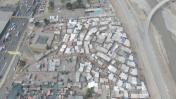 Cantagallo: el terreno de 19 mil m2 en imágenes [dron]