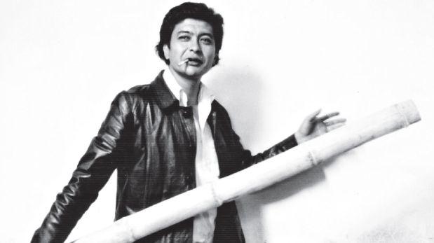 Además de poeta, José Watanabe fue letrista de rock, escultor aficionado, guionista de cine y televisión, dramaturgo, y en su juventud estudió pintura.  (Archivo Familiar)