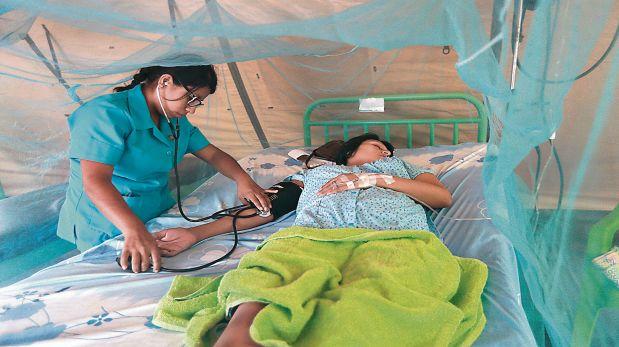 De los 480 casos de dengue confirmados en Lambayeque, el 90% se concentra en el distrito de Tumán (Lambayeque). (Foto: Lino Chipana).