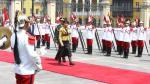 PPK recibió a presidenta de Suiza en Palacio [FOTOS] - Noticias de america latina