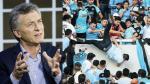 La emotiva llamada de Macri al padre de hincha asesinado - Noticias de homicidio