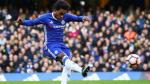 Willian y una gran definición: golazo de tiro libre en FA Cup - Noticias de david luiz