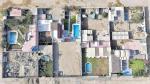 Las lujosas casas de la mafia de Chilca vistas desde un dron - Noticias de dron
