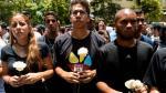 Oposición marcha en silencio tras ola de violencia en Venezuela - Noticias de nicolas madura