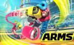 ARMS: nuevo título de Nintendo Switch es comparado con Splatoon