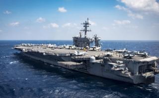 Portaaviones de EE.UU. comienza ejercicios navales con Japón