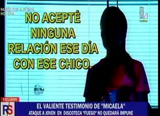 Violación en discoteca: este es el testimonio de la víctima