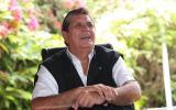"""Alan García: """"Patinada, AG es logo de Andrade Gutierrez"""""""