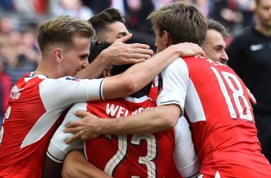Arsenal jugará final de FA Cup: eliminó al Manchester City