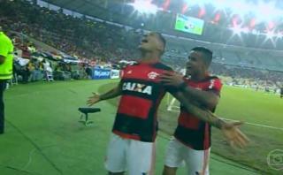 Paolo Guerrero a puro gol: mira su doblete frente al Botafogo