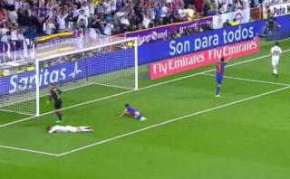 Cristiano Ronaldo: el increíble gol que falló en el clásico