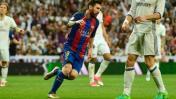Messi: el golazo que le dio triunfo a Barcelona en clásico